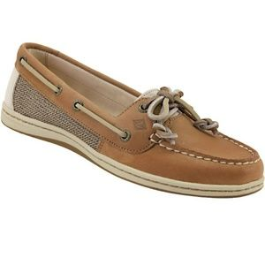 Sperry Top Sider Firefish Boat Shoes 10M